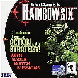 Tom Clancy's Rainbow Six, Sega