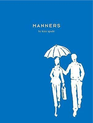 Manners, Kate Spade, Good Condition, Book