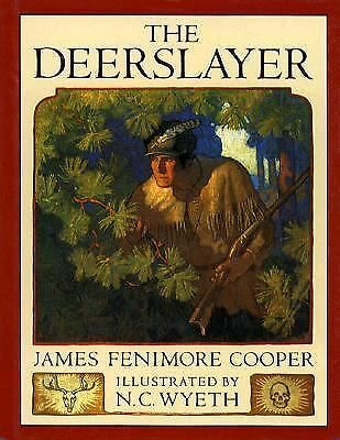 The Deerslayer Scribner's Illustrated Classics)