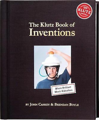 The Klutz Book of Inventions, Editors Of Klutz, Boyle, Brendan