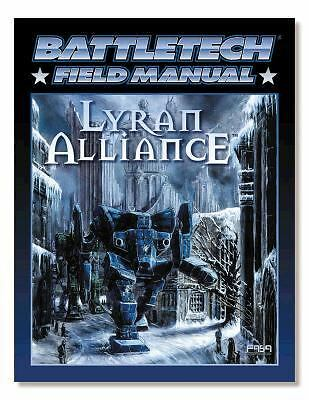 Classic Battletech: Field Manual: Lyran Alliance (FAS1720) by FASA Corp.