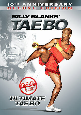 Billy Blanks: Ultimate Tae Bo, Good DVD, Billy Blanks,