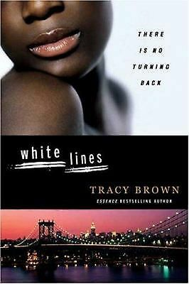 White Lines by Brown, Tracy