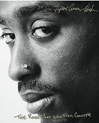 The Rose That Grew From Concrete by Shakur, Tupac