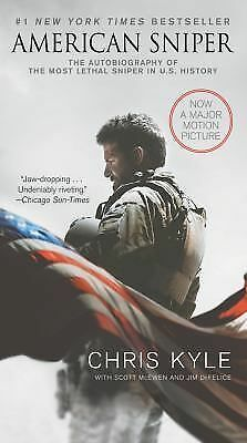 American Sniper [Movie Tie-in Edition]: The Autobiography of the Most Lethal Sn