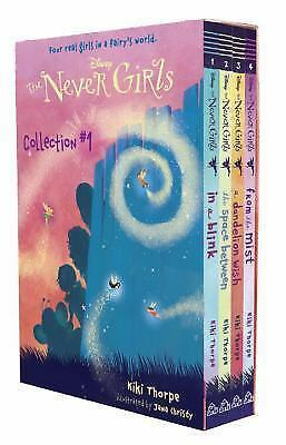 The Never Girls Collection #1 Disney: The Never Girls) Disney Fairies)