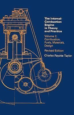 Internal Combustion Engine in Theory and Practice: Vol. 2 - 2nd Edition, Revised