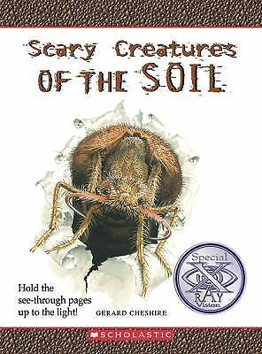 Scary Creatures of the Soil (Scary Creatures (Paperback)), Cheshire, Gerard, Goo