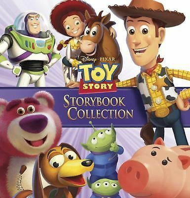 Toy Story Storybook Collection, Annie Auerbach