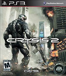 CRYSIS 2 - Limited Edition by