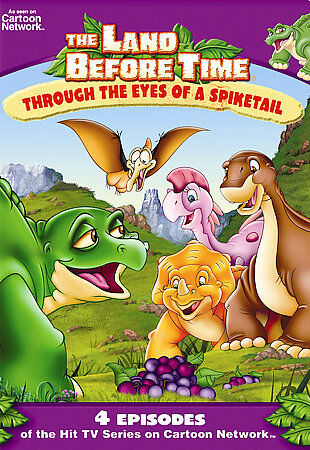 The Land Before Time: Through the Eyes of a Spiketail,