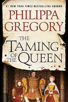 The Taming of the Queen, Gregory, Philippa, Good Condition, Book