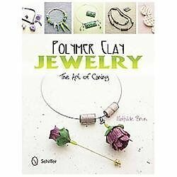 Polymer Clay Jewelry: The Art of Caning, Mathilde Brun, Good Condition, Book