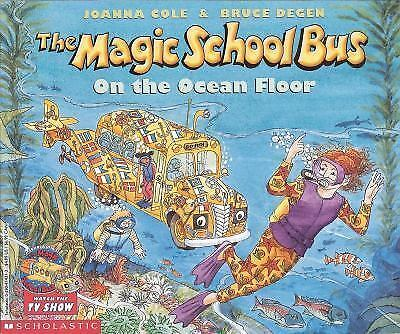 The Magic School Bus on the Ocean Floor, Joanna Cole