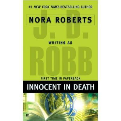 Innocent In Death, J.D. Robb
