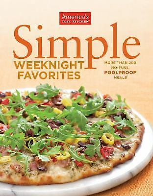 Simple Weeknight Favorites, , Good Book