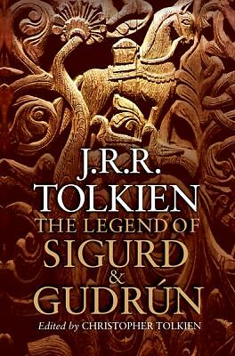 The Legend of Sigurd and Gudrun, J.R.R. Tolkien, Good Condition, Book
