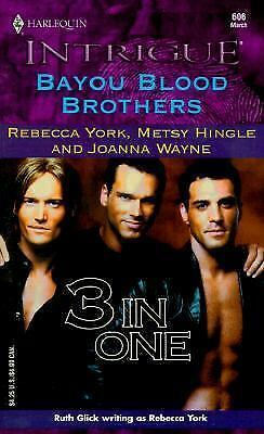 Bayou Blood Brothers, Jo Ann Vest, Metsy Hingle, Rebecca York, Good Book
