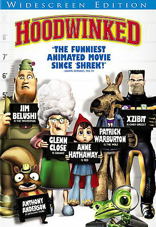 Hoodwinked (Widescreen Edition), Good DVD, Cory Edwards, Andy Dick, Chazz Palmin