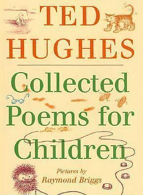 Collected Poems for Children, Ted Hughes, Good Condition, Book