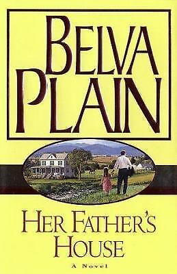 Her Father's House, Belva Plain, Good Condition, Book