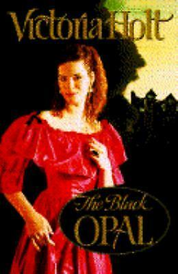 The Black Opal, Holt, Victoria, Good Condition, Book