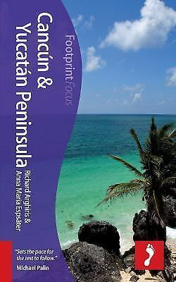 Cancún & Yucatan Peninsula Focus Guide, 2nd (Footprint Focus), Espater, Anna Mar