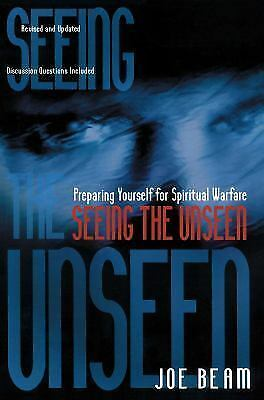 Seeing the Unseen, Joe Beam, Good Condition, Book