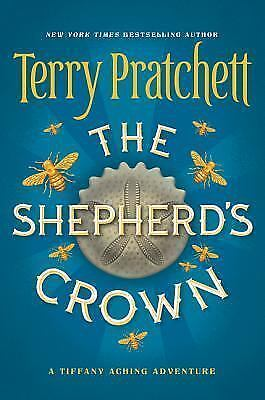 The Shepherd's Crown (Tiffany Aching), Pratchett, Terry, Good Condition, Book