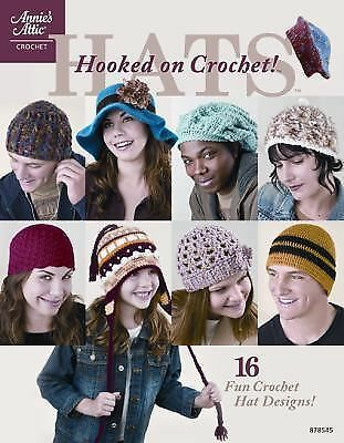 Hooked on Crochet! Hats, , Good Book