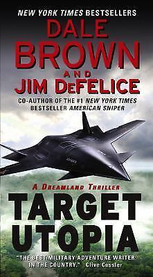 Target Utopia: A Dreamland Thriller, DeFelice, Jim, Brown, Dale, Acceptable Cond