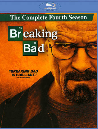 Breaking Bad: Season 4 [Blu-ray]