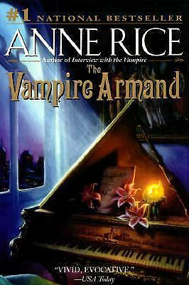 The Vampire Armand (The Vampire Chronicles), Anne Rice, Good Condition, Book