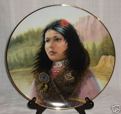SONG BIRD Plate by Gregory Perillo NIB