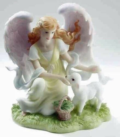 "SERAPHIM CLASSICS ANGEL ""SARA"" FAITHFUL PROMISE #71447 NIB"