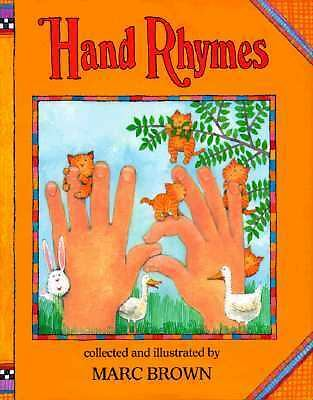 Hand Rhymes by Marc Brown 1985