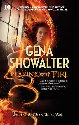 Playing with Fire by Gena Showalter (2009, Paperback)