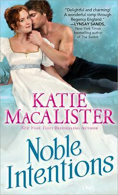 Noble Intentions (Noble series): MacAlister, Katie