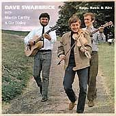 Dave Swarbrick,RAGS,RICHES & AIRS SEALED CD MARTIN CARTHY, DIZ DISLEY
