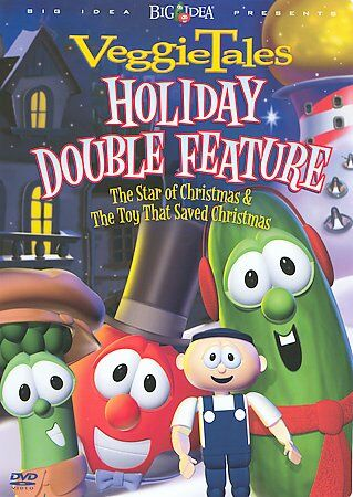 VeggieTales - Holiday Double Feature: The Toy That Saved Christmas & The Star...