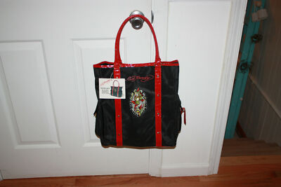 Ed Hardy Mermaid Tote Bag New with Tag