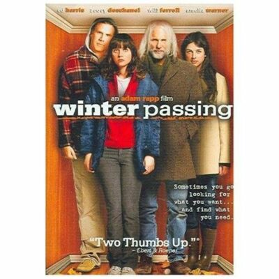 Winter Passing (DVD, 2006, Full Frame/Widescreen)