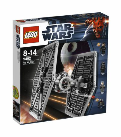 LEGO Star Wars TIE Fighter (9492) Retired, Great Holiday Gift