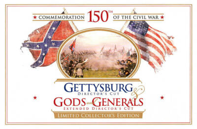 Gettysburg / Gods and Generals (Limited Collector's Edition) -