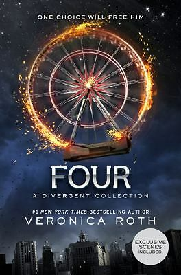 Four : A Divergent Collection: The Transfer; The Initiate; The Son; The...