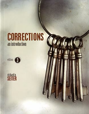 Corrections: An Introduction (3rd Edition): Seiter, Richard P.