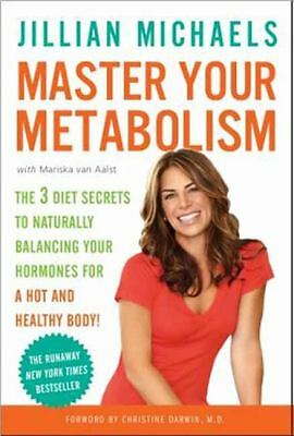 Master Your Metabolism by Jillian Michaels (paperback) (Master Your Metabolism)