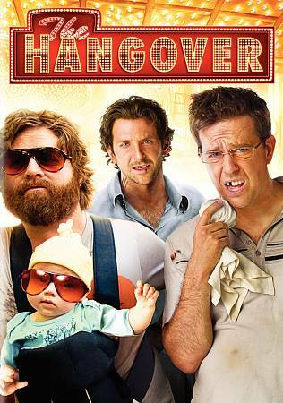 The Hangover (DVD, 2009)