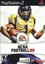 NCAA Football 09  (Sony PlayStation 2, 2008) *Used*