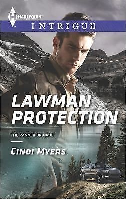 Lawman Protection (The Ranger Brigade): Myers, Cindi